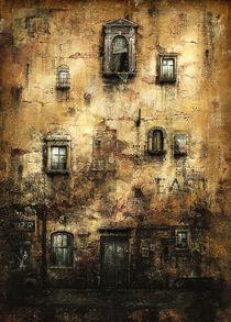 Old Wall by yaroslav-gerzhedovich