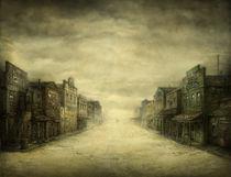 Wild West Town by yaroslav-gerzhedovich