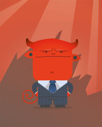 'Important devil' by jose Manuel del Solar