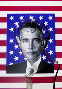 Obama by Jeil Jung
