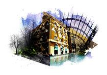 Cityscape  by Victoria Goodchild