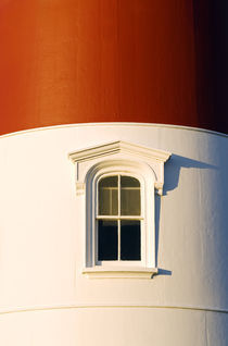 Lighthouse Detail by John Greim