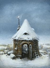 Fairy Tale House by yaroslav-gerzhedovich