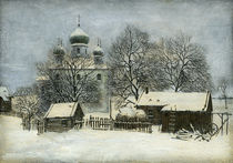 Russian Winter by yaroslav-gerzhedovich