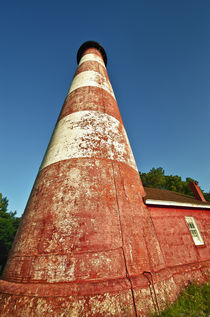 Assateague Lighthouse, Virginia von John Greim