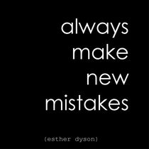 Always Make New Mistakes von Jennie Lane