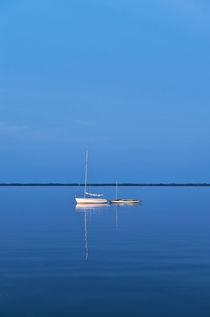 Sailboats by John Greim
