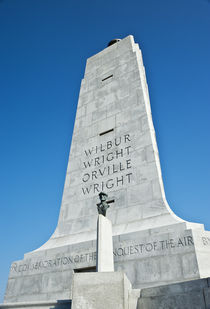 Wright Brothers Memorial by John Greim