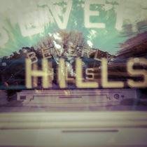 Beverly Hills Sign von Wayne Ford