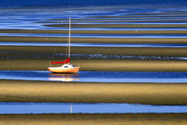 Sailboat, Cape Cod, USA by John Greim