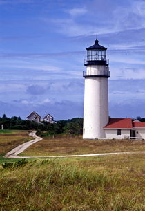 Highland Light lighthouse, Truro, Cape Cod von John Greim