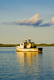 Lobster boat, Cape Cod, USA by John Greim