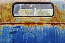 Abandoned Truck von John Greim