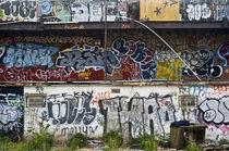 Urban grafitti von John Greim