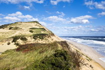 Long Nook Beach, Truro, Cape Cod, USA by John Greim