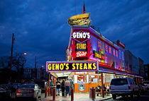Geno's Steaks, Philadelphia, USA von John Greim