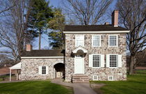 General Washington's Headquarters, Valley Forge, Pennsylvania, USA by John Greim