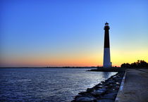 Barnegat Lighthouse, New Jersey, USA by John Greim
