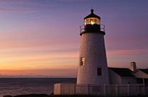 Pemaquid Point Lighthouse, Maine, USA von John Greim