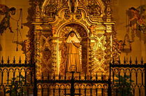 Shrine, Madrid, Spain von John Greim
