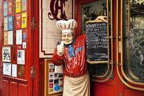 Tapas restaurant, Madrid, Spain von John Greim