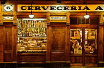 Cerveceria Alemana, Madrid, Spain by John Greim