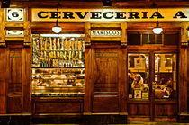 Cerveceria Alemana, Madrid, Spain von John Greim