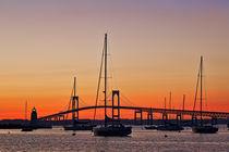 Newport, RI, Rhode Island von John Greim