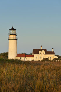 Cape Cod Lighthouse, Truro by John Greim