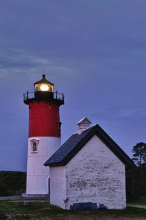 Nauset Lighthouse, Cape Cod von John Greim
