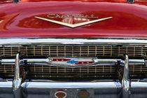 1957 Chevrolet Belair Convertible by John Greim