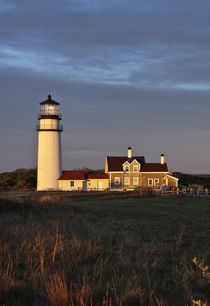 Cape Cod Lighthouse von John Greim