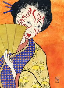 Japanese-girl-artflakes