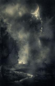 Sister Moon by yaroslav-gerzhedovich
