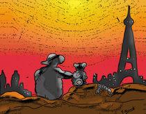 mole und teddy in paris verliebt  von ladydreamfire