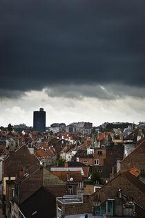 dark skies above Brussels von Sander de Wilde