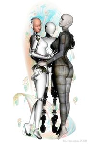 Cybernetic Evolution by star4mation