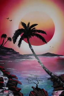 Blazing Sun von Rozalia Toth