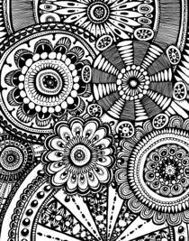 Thinking Circles by Lauren Shine