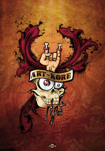 Art Kore for Life by Nicolas Gazut