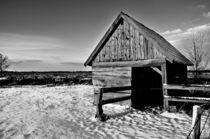 Winter im Moor von Jens Uhlenbusch