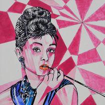 Audrey Hepburn von Dieter Holzner