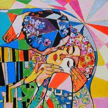 Der Kuss von Dieter Holzner