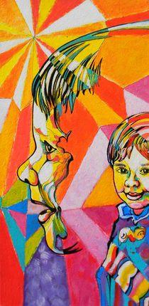Kinderlächeln by Dieter Holzner