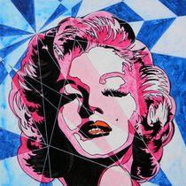 Marilyn Monroe von Dieter Holzner