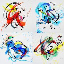 Die 4 Elemente von Dieter Holzner