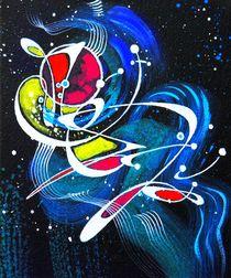Kosmic Synphonie -1- von Dieter Holzner