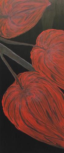 Lampion - Blume von mago