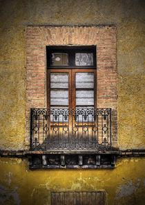 Balcony von Ricardo Segovia