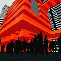 Rush hour von Nikolai Larin